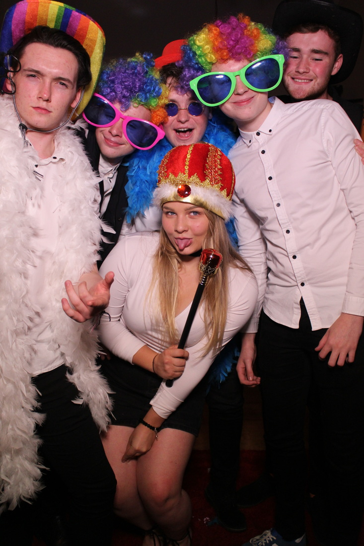 party photo booth hire stockport